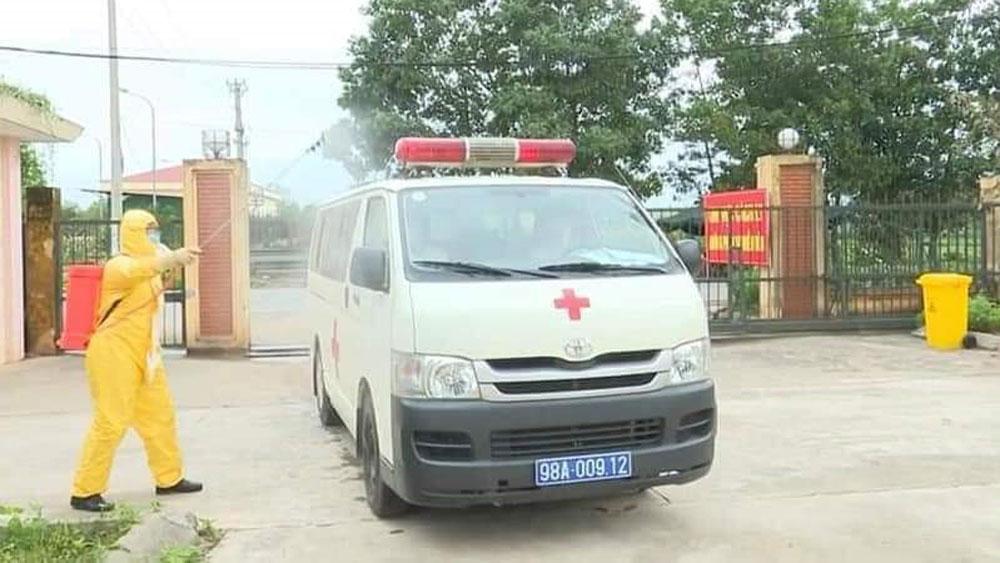 Bắc Giang: Rà soát chặt chẽ người về sau khi tỉnh Hải Dương kết thúc cách ly xã hội